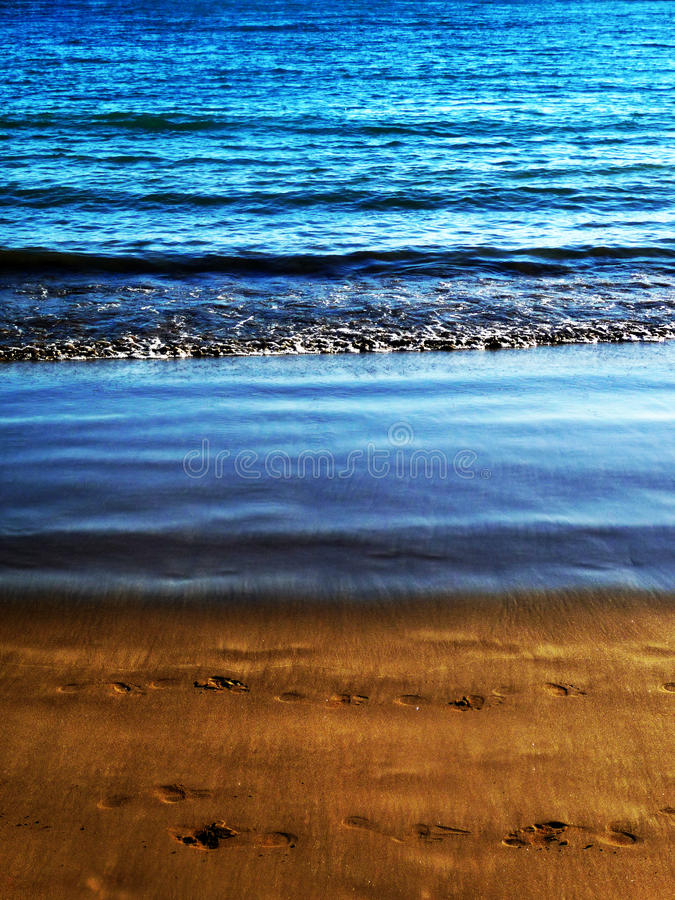 Download Coastline Sand View stock image. Image of outside, outdoors - 13001339