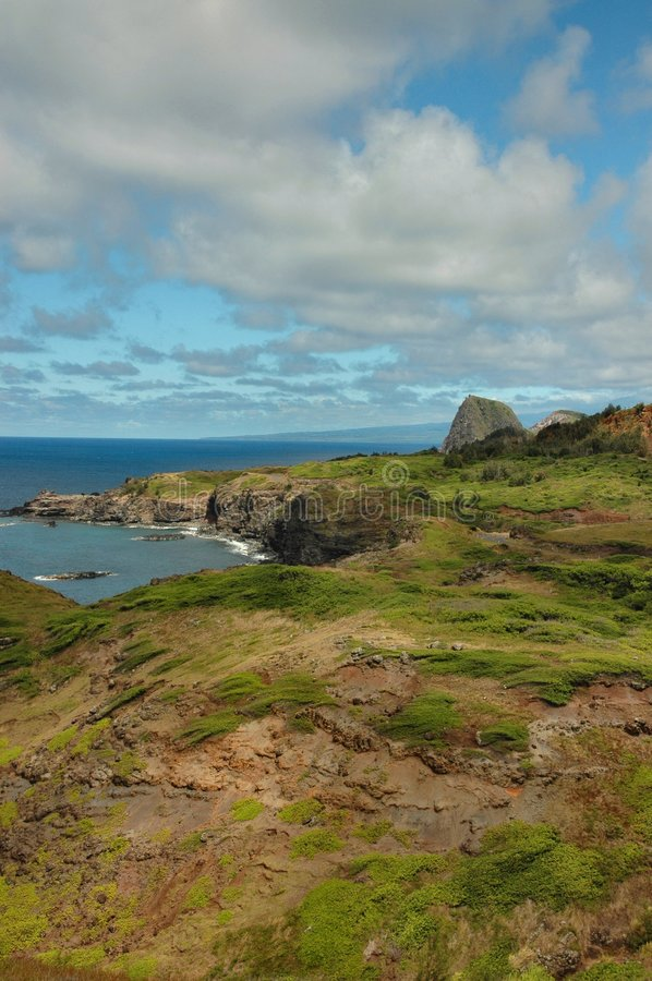 Download Coastline, West Maui stock photo. Image of coast, west - 8041180