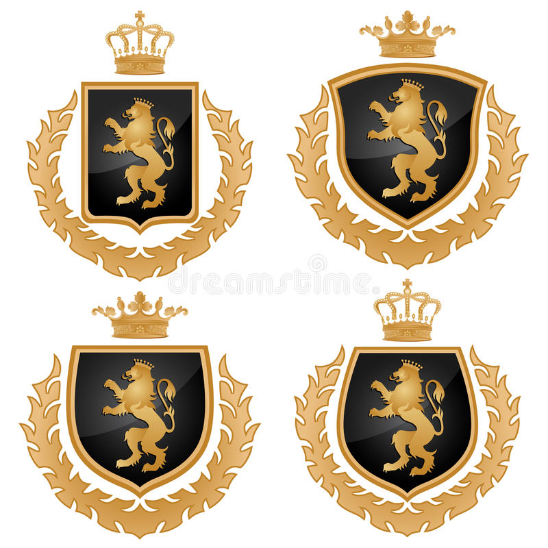 Download Coat Of Arms Royalty Free Stock Photography - Image: 12960757