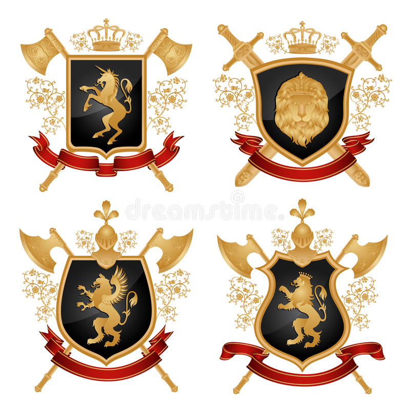 Download Coat Of Arms Stock Photography - Image: 13974622