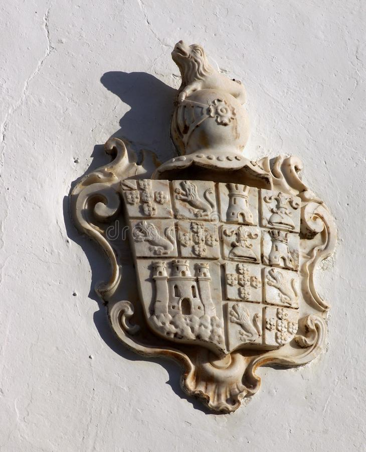 Download Coat of arms stock photo. Image of coat, shield, ancient - 22759754
