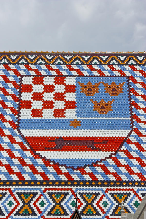 Download Coat of Arms stock image. Image of symbol, tile, kingdom - 23305091