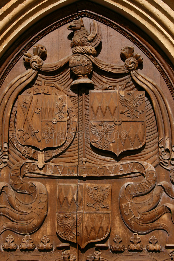 Download Coat of Arms stock image. Image of heritage, decor, relief - 5978939
