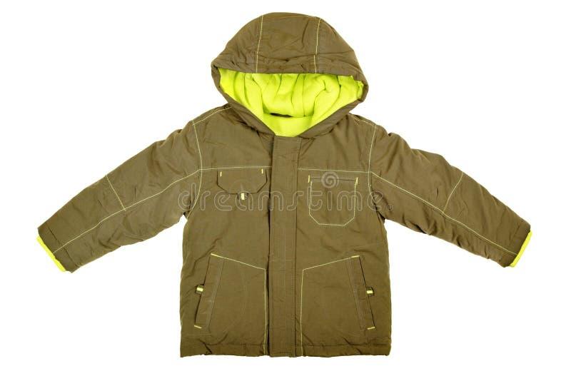 Download Coat with hood stock photo. Image of hood, stylish, fall - 10881548