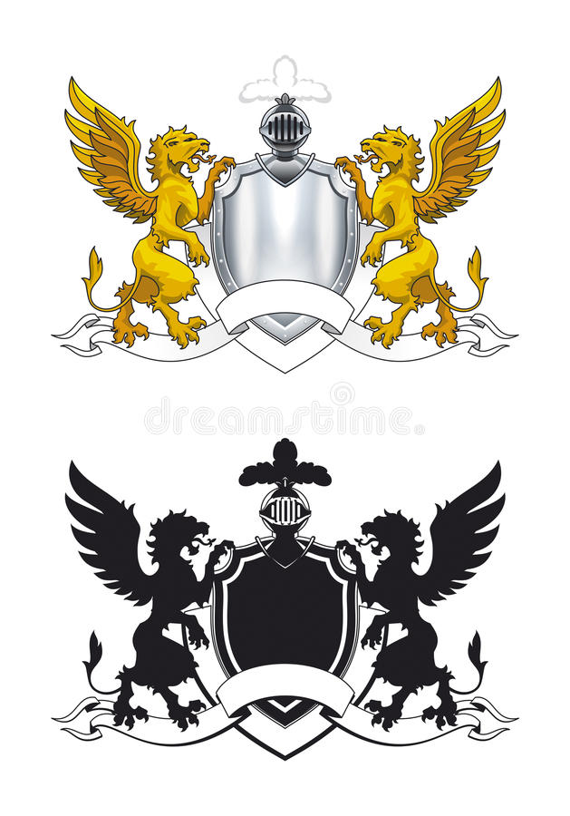 Free Coat Of Arms Royalty Free Stock Photo - 16572565