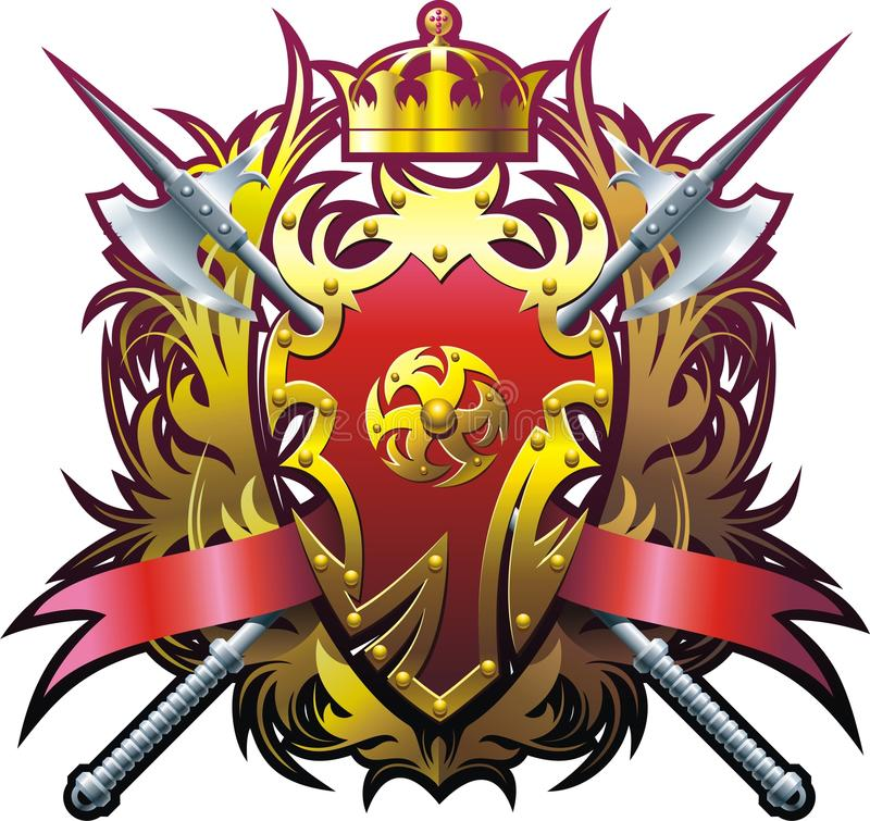 Free Coat Of Arms Stock Photography - 9974472