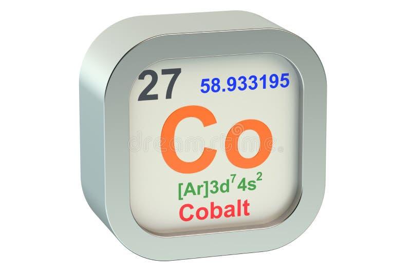 Cobalt vector illustration