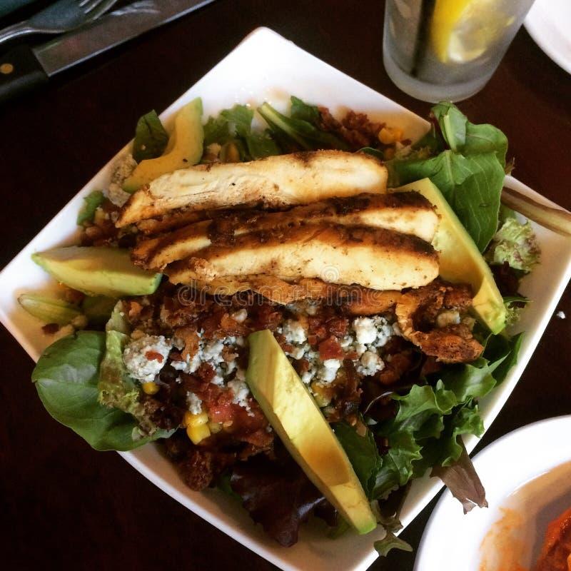 Cobb Salad royalty free stock photography