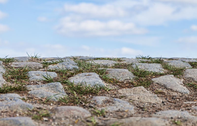 Download Cobbelstone Road Abstract stock photo. Image of countryside - 39571662