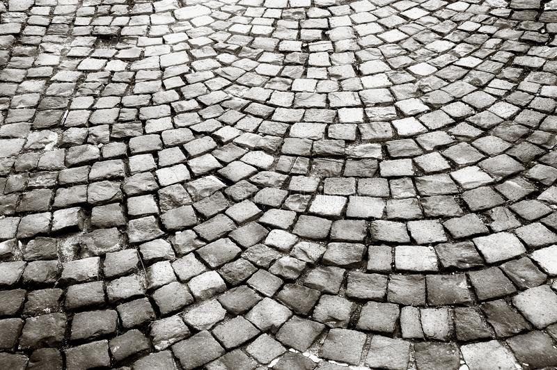 Cobble Stone Royalty Free Stock Photo