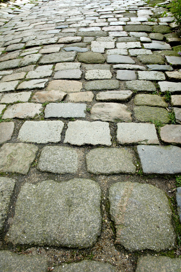 Download Cobble-stone stock image. Image of cobbled, path, background - 3742045