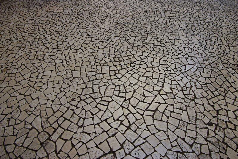 Cobble-stone fotografia de stock