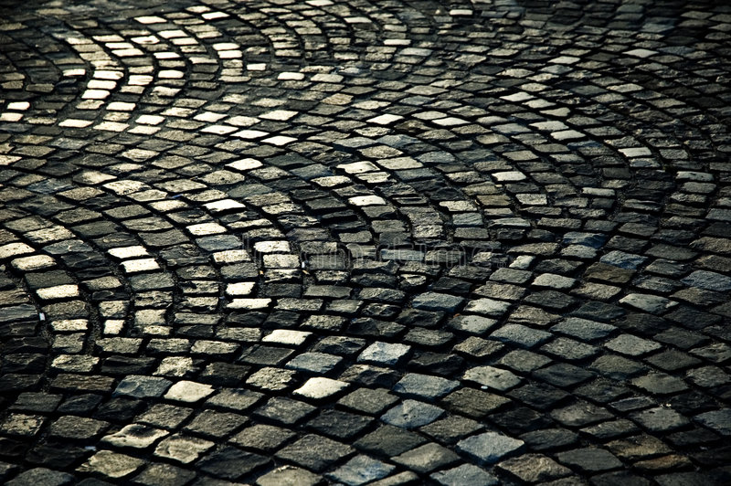 Download Cobble stone road stock photo. Image of background, drive - 3688988