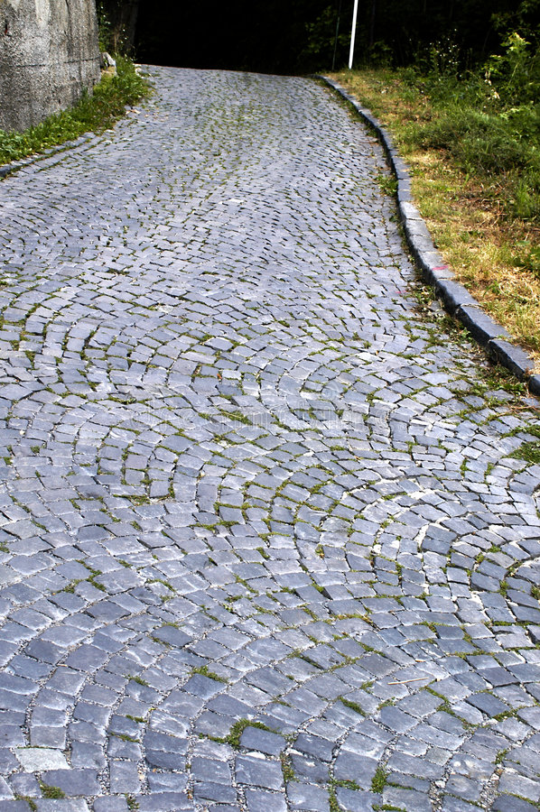 Download Cobbled Street Stock Images - Image: 2982634