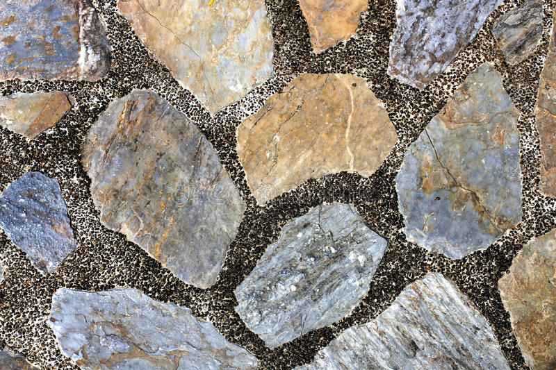 Cobbled street royalty free stock images