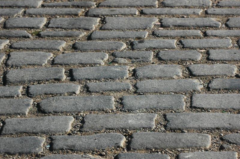 cobbles улица стоковая фотография