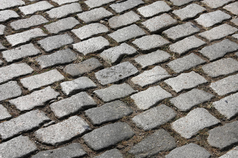 Cobbles Royalty Free Stock Image