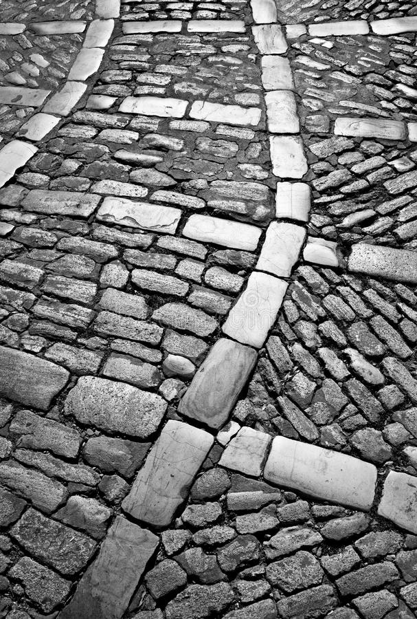 Download Cobbles stock image. Image of rock, construction, stones - 17783575