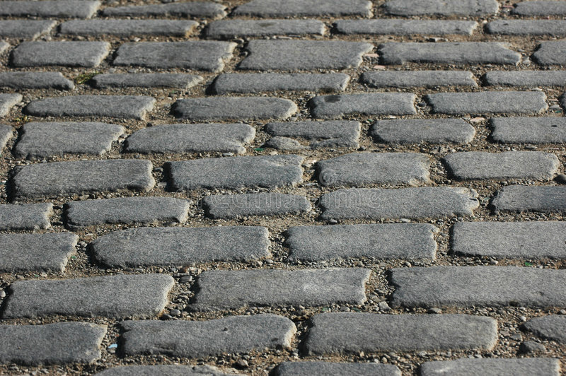 Download Cobbles On The Street Stock Photography - Image: 2499292