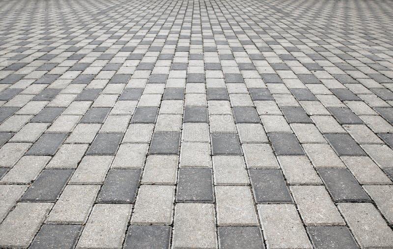 cobbles Teste padrão de pedra da estrada imagem de stock