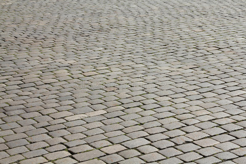 Cobbles Texture Royalty Free Stock Images