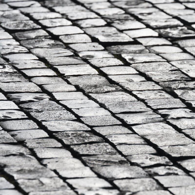 cobblestone fotografie stock libere da diritti