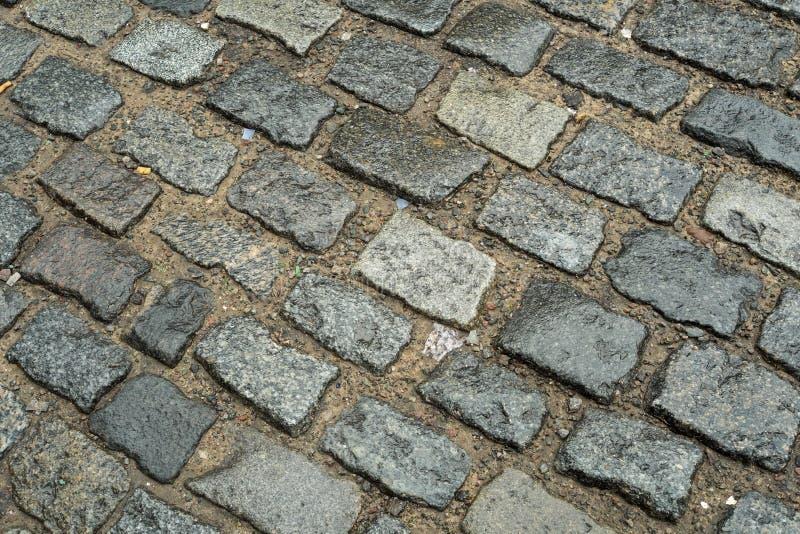 cobblestone fotografia stock libera da diritti