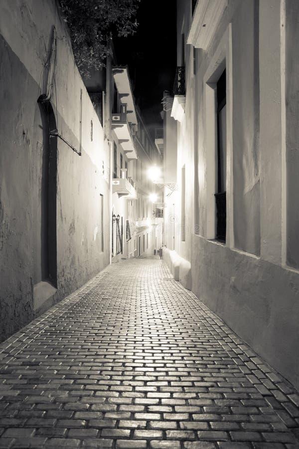 Download Cobblestone alley stock photo. Image of scene, narrow - 19047318