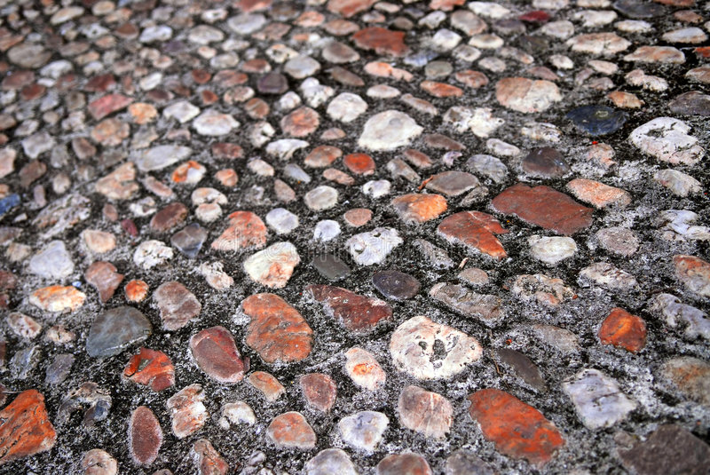Download Cobblestone background stock image. Image of granite, historical - 4429749