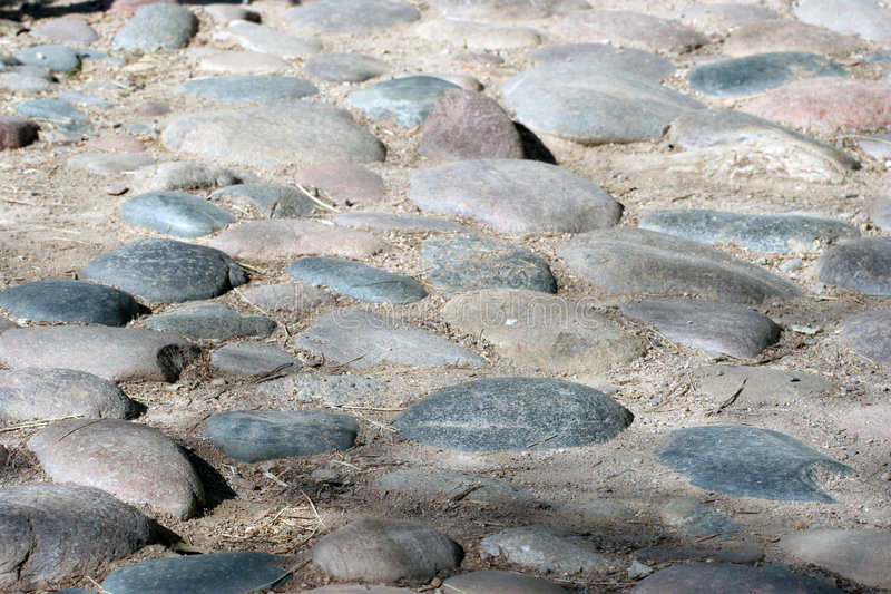 Download Cobblestone Pavements stock photo. Image of background - 4344614
