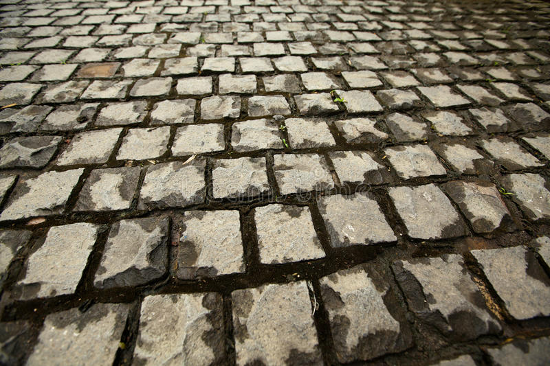 Download Cobblestone Road Royalty Free Stock Photo - Image: 24501535