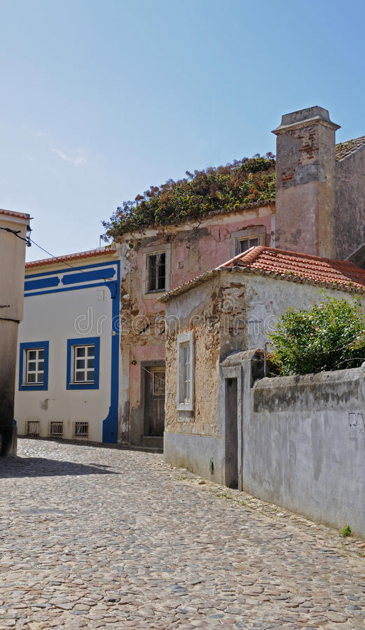 Download Cobblestone, Sines, Portugal Royalty Free Stock Images - Image: 20604529