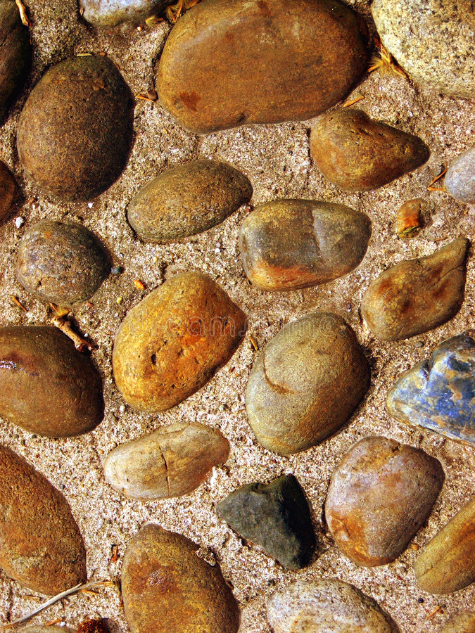 Cobblestones Imagem de Stock
