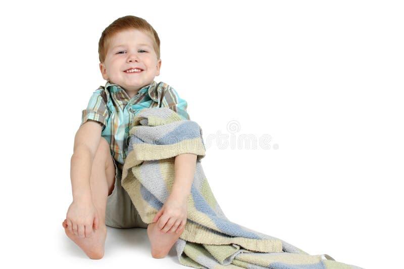 Cobertores de segurança imagens de stock
