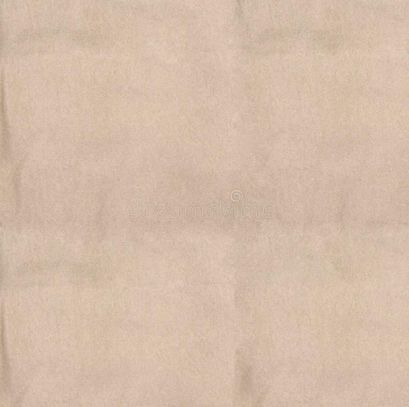 Cobertura bege do velo da textura wallpaper imagens de stock