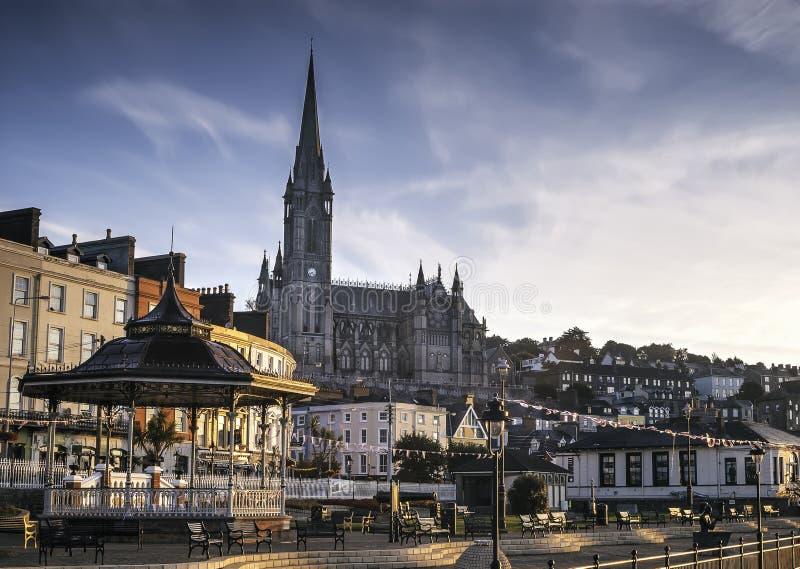 Cobh, Co korek zdjęcie royalty free
