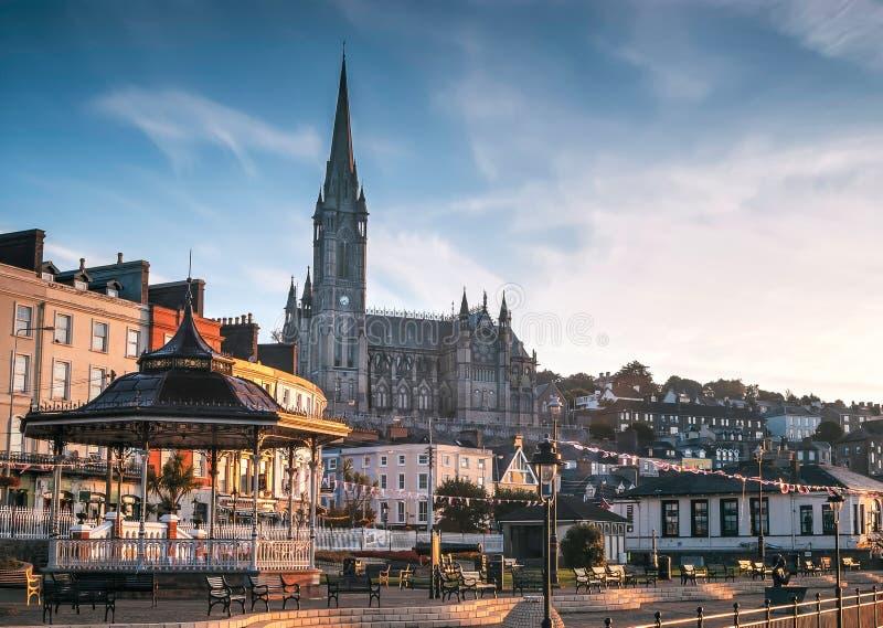 Cobh, corcho del condado imagenes de archivo
