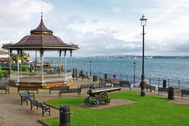 Download Cobh, County Cork, Ireland stock photo. Image of county - 17099254