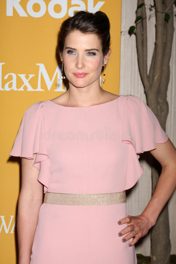 Download Cobie Smulders Arrives At The City Of Hope's Music And Entertainment Industry Group Honors Bob Pittman Event Editorial Photo - Image: 25587311