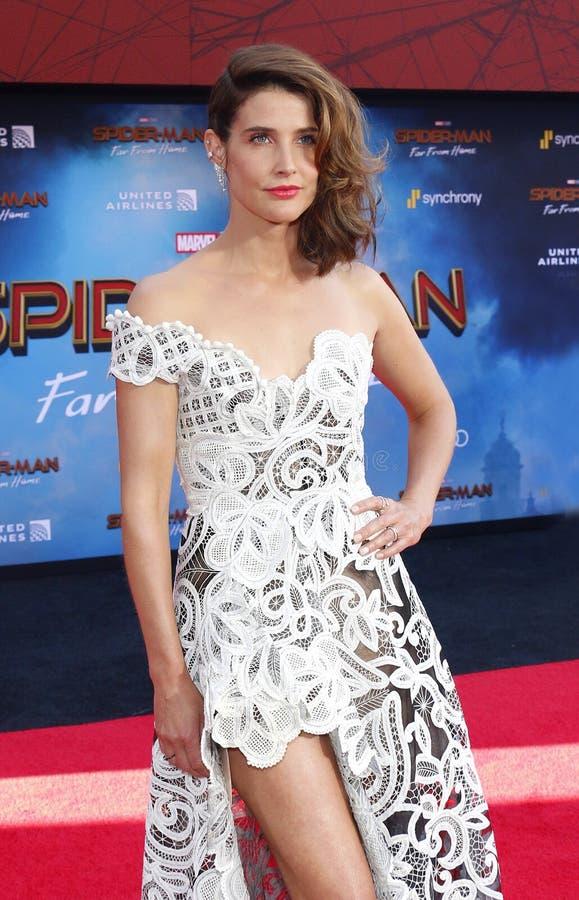 Cobie Smulders obraz royalty free