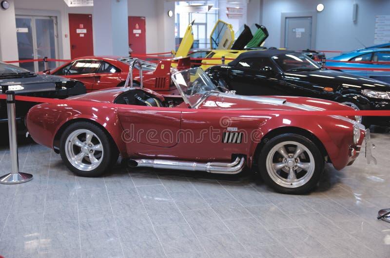 Download Cobra à C.A. photo stock éditorial. Image du chrome, shelby - 56475403