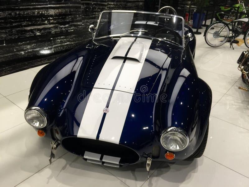 Cobra classica di CA immagine stock libera da diritti