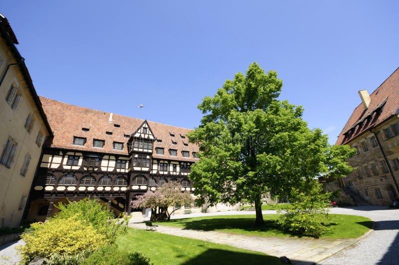 coburg Γερμανία στοκ φωτογραφία με δικαίωμα ελεύθερης χρήσης