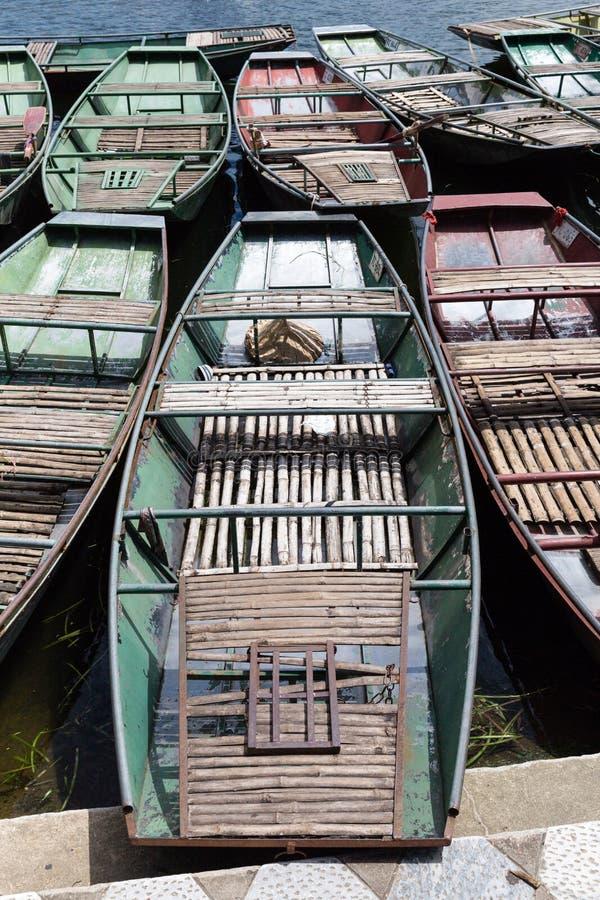 Coc do tam do barco de fileira fotos de stock