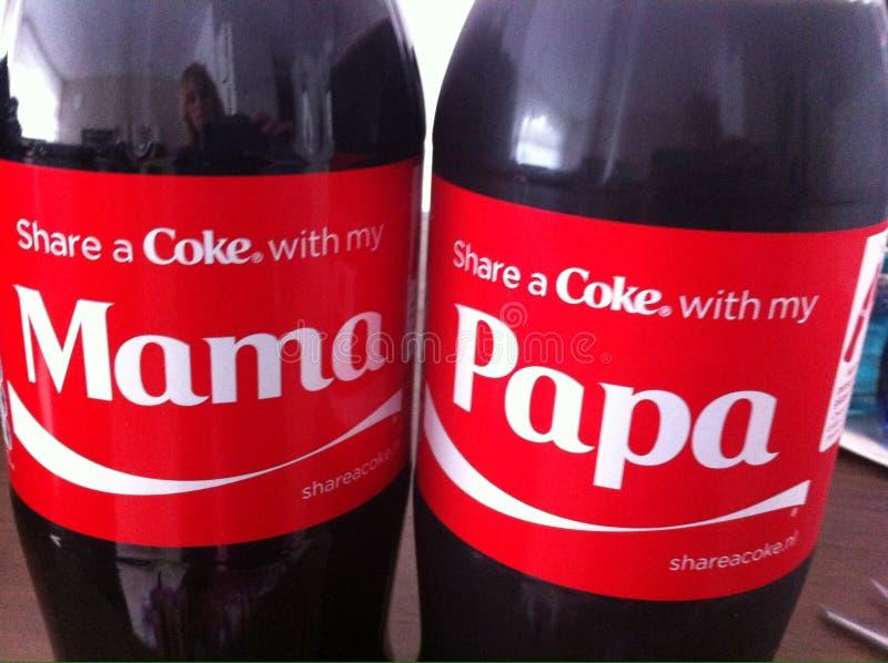 Coca-Cola fotos de archivo libres de regalías