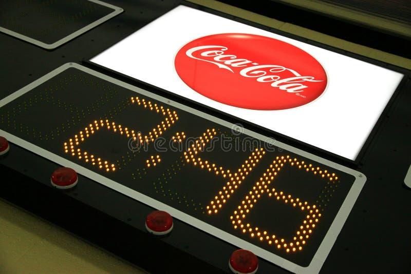 Coca-Cola fotografía de archivo
