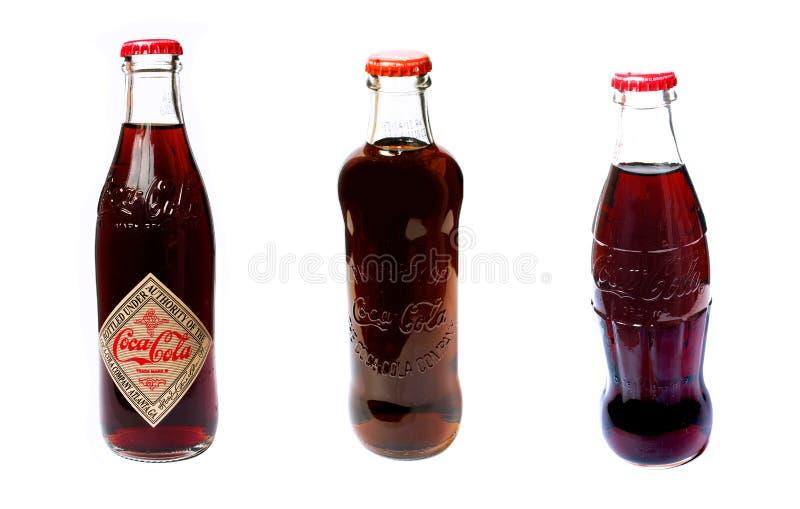 Coca-cola royalty-vrije stock foto's