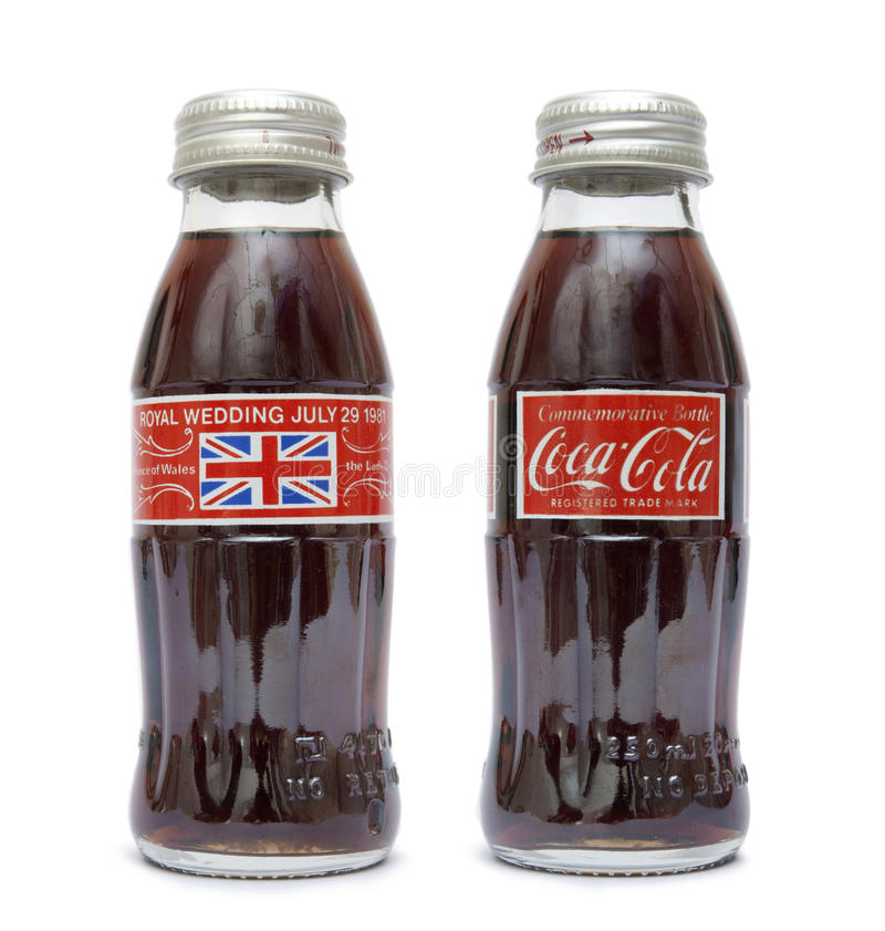 Coca-cola pour le collecteur image libre de droits