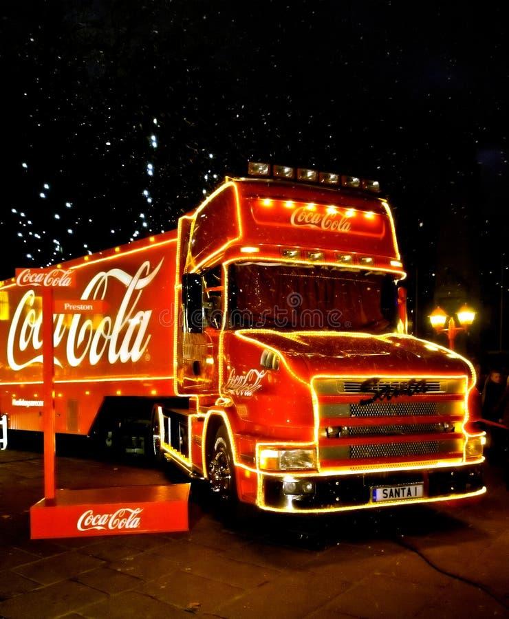 Coca Cola Preston Editorial Stock Image