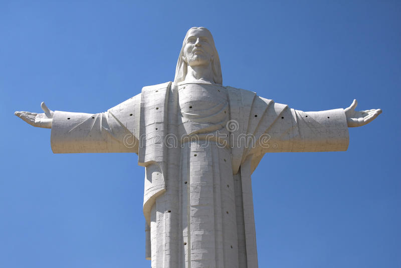 cochabamba Χριστού στοκ εικόνες